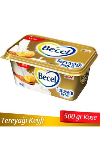 BECEL KASE TEREYAG KEYF.500GR resmi