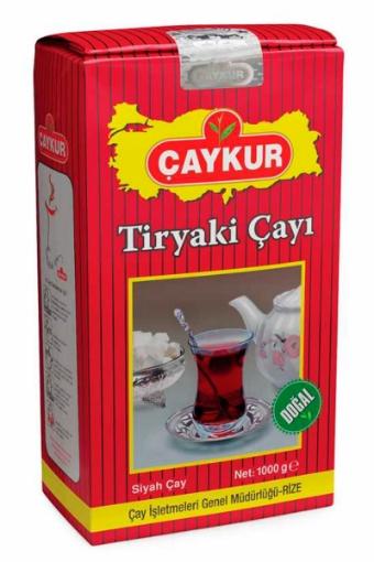 CAYKUR TIRYAKI 1000 GR resmi