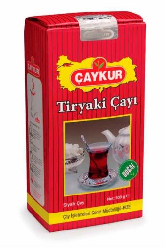 CAYKUR TIRYAKI 500 GR resmi