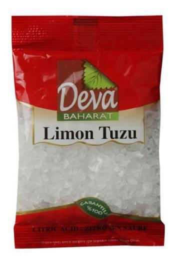 DEVA LIMON TUZU 50 GR resmi