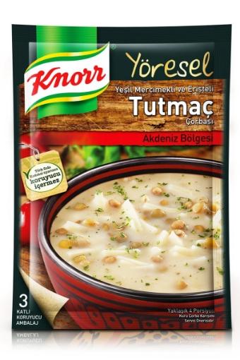 KNORR COR.TUTMAC 123 GR resmi
