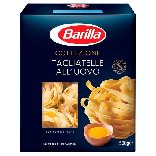 BARILLA COLLEZIONE TAGLIATELLE 500 GR resmi