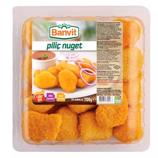 BANVIT PILIC NUGET 700GR resmi