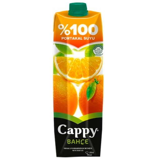 CAPPY M.SUYU %100 PORTAKAL 1LT resmi