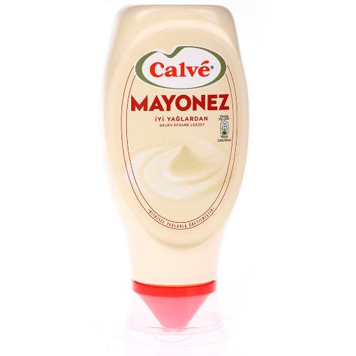 CALVE MAYONEZ PLASTIK 350 GR resmi