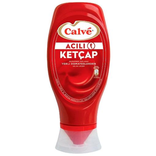 CALVE KETCAP ACILI 400 GR resmi