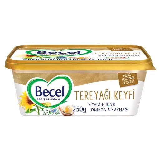 BECEL KASE TEREYAG KEYFI 250 GR resmi