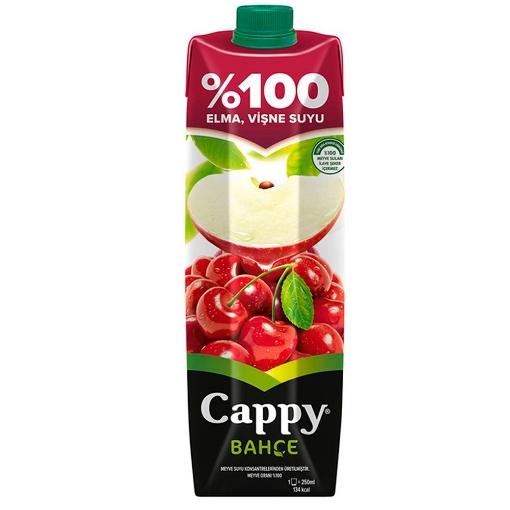 CAPPY M.SUYU VISNE ELMA %100 1/1 resmi