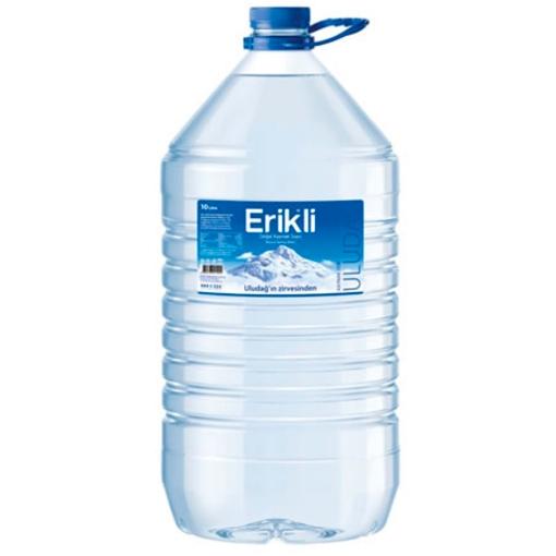 ERIKLI SU 10 LT resmi