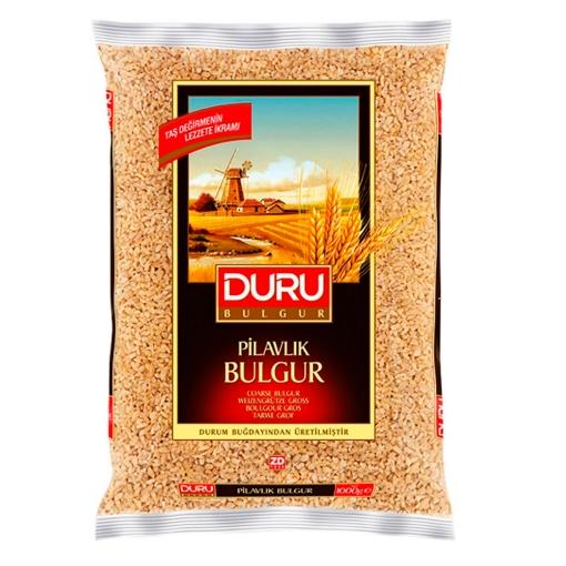 DURU PILAVLIK BULGUR 1 KG resmi