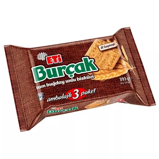 ETI BURCAK BISKUVI 393 GR 3LU 3511000 resmi
