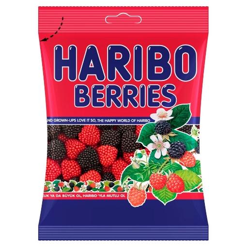 HARIBO JELIBON BERRIES 80 GR resmi