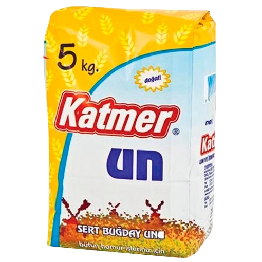 KATMER UN 5 KG resmi