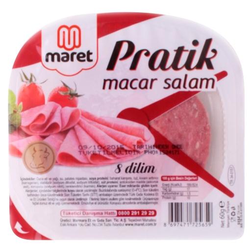 MARET PRATIK MACAR SALAM 60 GR resmi