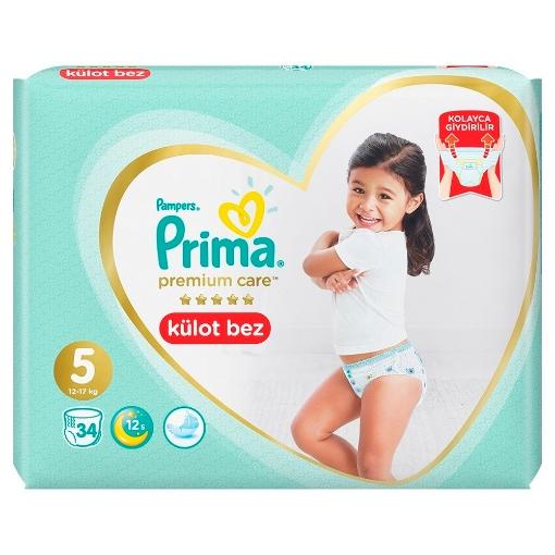 PRIMA PREMIUM CARE NO 5 resmi