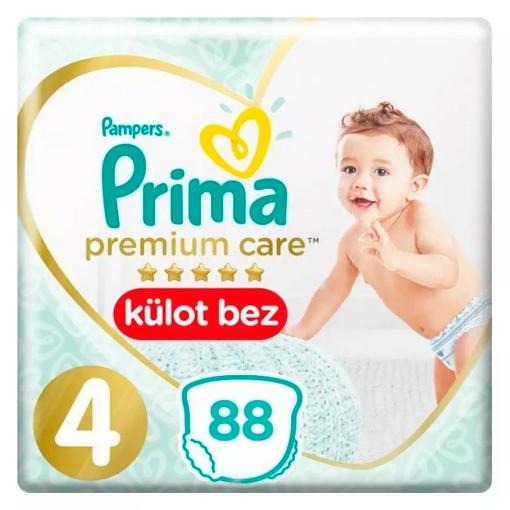 PRIMA PAMPERS KULOT BEZ NO 4 resmi