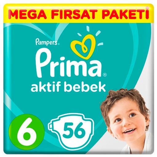 PRIMA MEGA NO 6 resmi