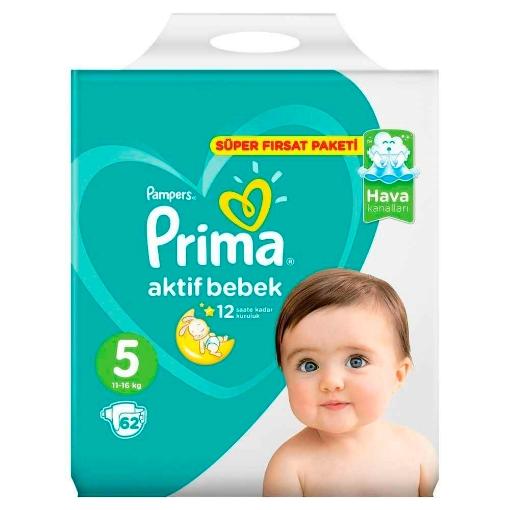 PRIMA MEGA NO 5 resmi
