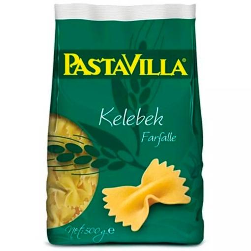 PASTAVILLA KELEBEK FARFALLE 500 GR resmi