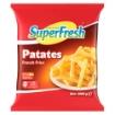 SUPERFRESH PATATES 1000GR resmi