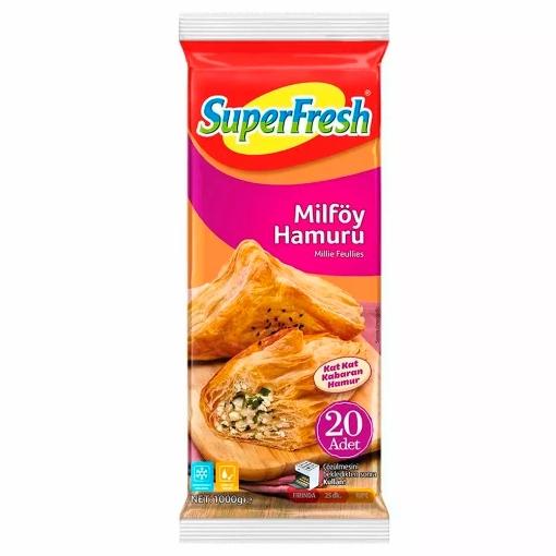 SUPERFRESH MILFOY HAMURU 1000GR resmi