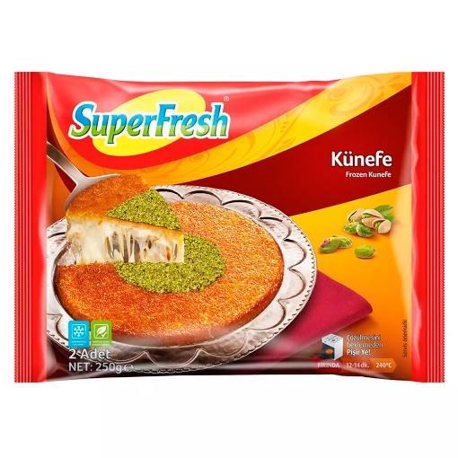 SUPERFRESH KUNEFE 250GR resmi