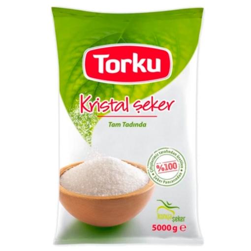 TORKU SEKER POL. 5 KG resmi