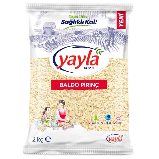 YAYLA GONEN BALDO PIRINC 2000 GR resmi