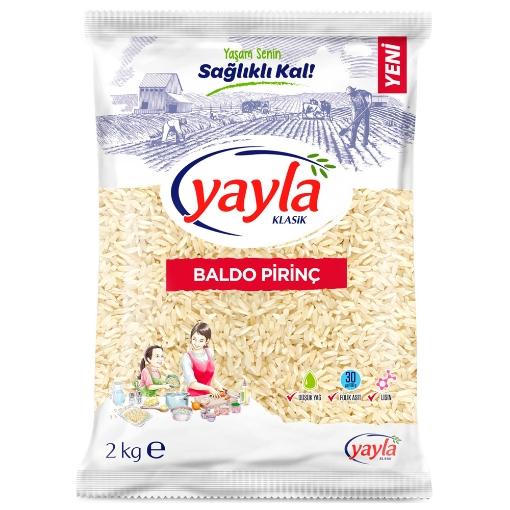 YAYLA BALDO PIRINC 2000 GR resmi