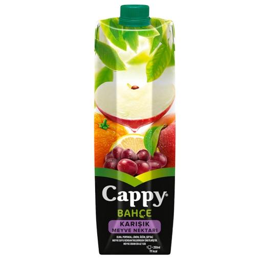 CAPPY M.SUYU KARISIK ELMA 1/1 %100 resmi