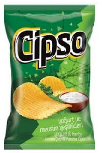 CIPSO YOGURT SUPER 85 GR 0649313 resmi