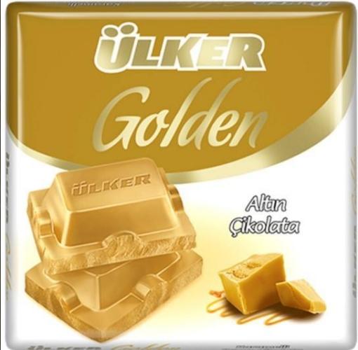 ULKER CIK.GOLDEN KARE 60 GR 156805 resmi