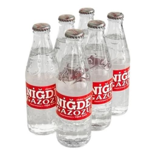 NIGDE GAZOZU 6X250 ML resmi