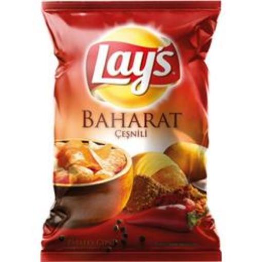 LAYS BAHARAT CESNILI 112GR resmi