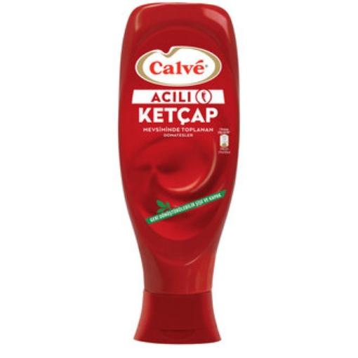 CALVE KETCAP ACILI 600 GR resmi