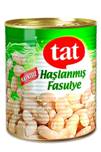 TAT HASLANMIS FASULYE 850 GR 1/1 resmi