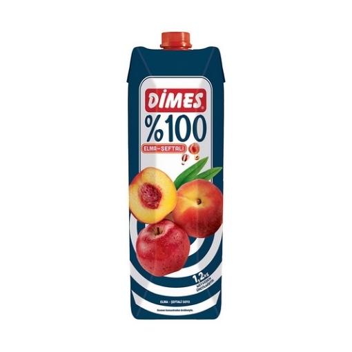 DIMES M.SUYU %100 ELMA-SEFTALI 1/1 resmi