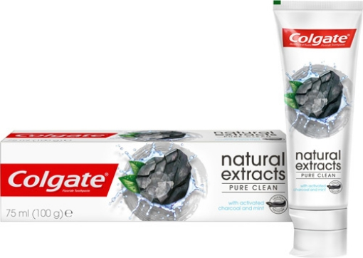 COLGATE NATURAL EXTRACTS 75 ML resmi