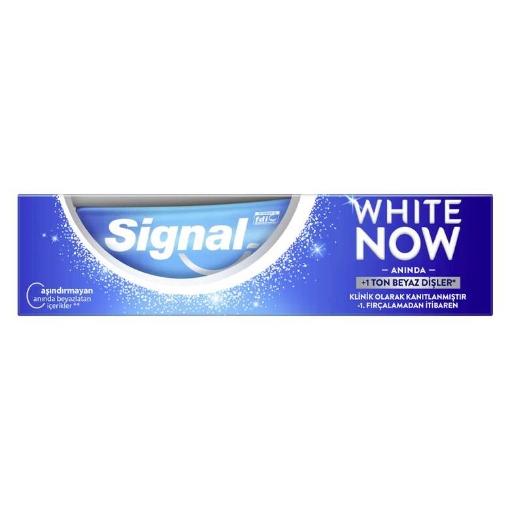 SIGNAL WHITE NOW 75 ML resmi