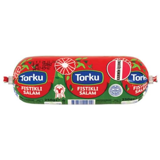 TORKU FISTIKLI SALAM 250 GR resmi