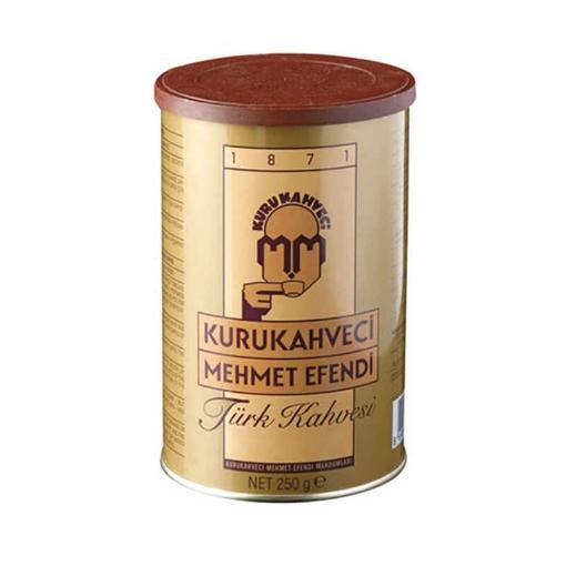M.EFENDI TURK KAHVESI 250 GR TNK resmi