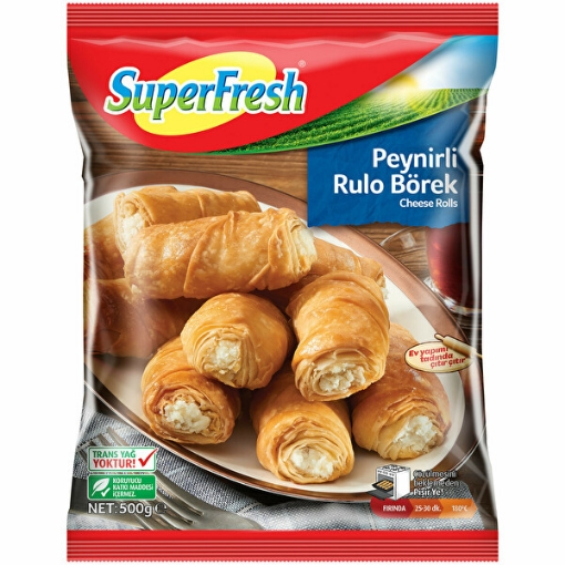 SUPERFRESH MINI RULO BOREK PEYN. 500 GR resmi