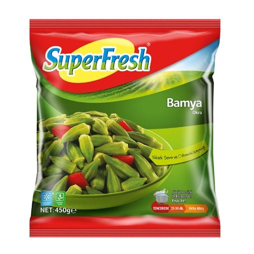 SUPERFRESH BAMYA 450 GR resmi
