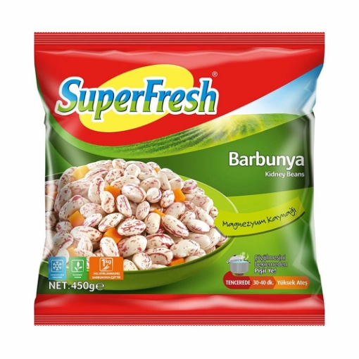 SUPERFRESH BARBUNYA 450 GR resmi