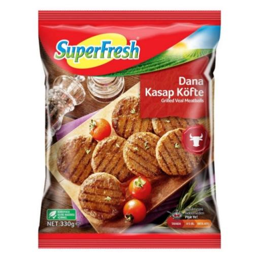 SUPERFRESH KASAP KOFTE 300 GR resmi