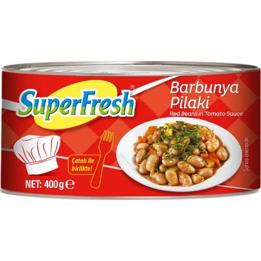 SUPERFRESH BARBUNYA PILAKI 400 GR resmi