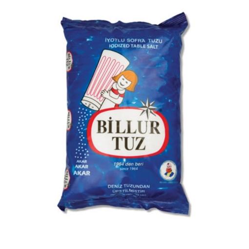 BILLUR TUZ IYOTLU 750 GR resmi