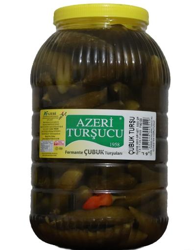 AZERI CUBUK SALATALIK TURSUSU 1000 GR resmi