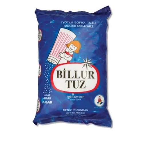 BILLUR TUZ IYOTLU 3 KG resmi