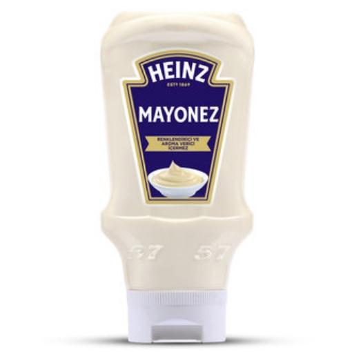 HEINZ MAYONEZ 400 GR resmi